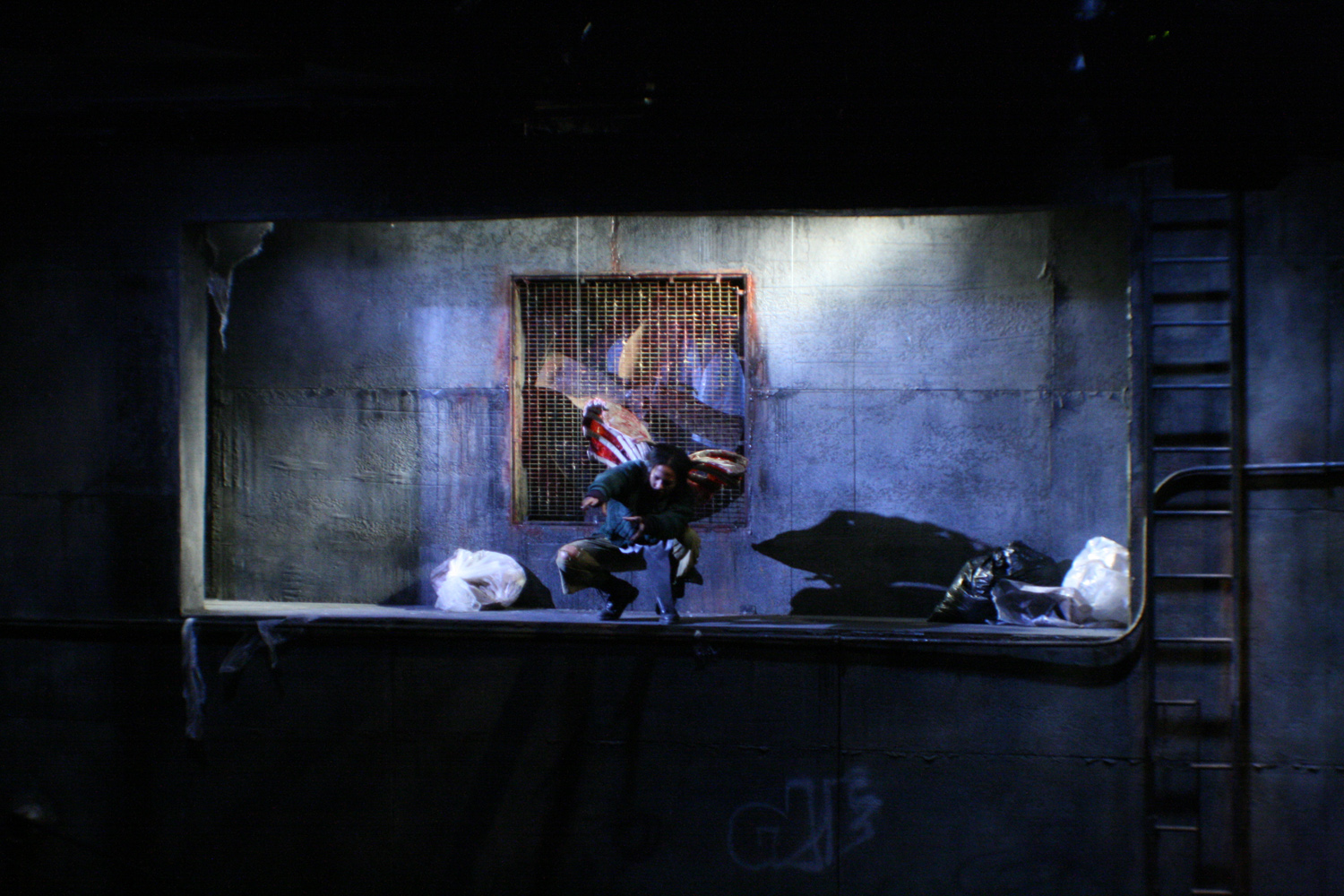 a review of the production of jose riveras play marisol New paltz — under the direction of theatre arts professor beverly brumm, the summer's production of josé rivera's obie award-winning play marisol: an apocalyptic fantasy returns to suny new paltz for a one-week run.